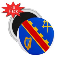 County Armagh Coat Of Arms 2 25  Magnets (10 Pack)