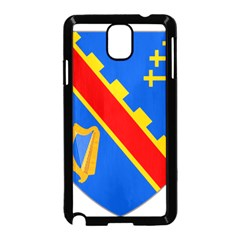 County Armagh Coat Of Arms Samsung Galaxy Note 3 Neo Hardshell Case (black) by abbeyz71