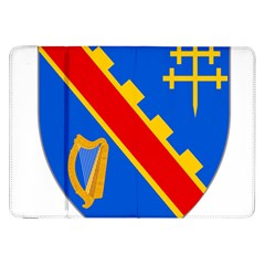 County Armagh Coat Of Arms Samsung Galaxy Tab 8 9  P7300 Flip Case by abbeyz71