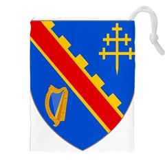 County Armagh Coat Of Arms Drawstring Pouches (xxl) by abbeyz71