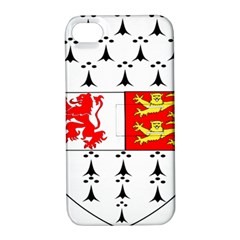 County Carlow Coat Of Arms Apple Iphone 4/4s Hardshell Case With Stand by abbeyz71