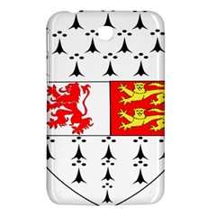 County Carlow Coat Of Arms Samsung Galaxy Tab 3 (7 ) P3200 Hardshell Case  by abbeyz71