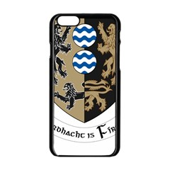 Cavan County Council Crest Apple Iphone 6/6s Black Enamel Case by abbeyz71