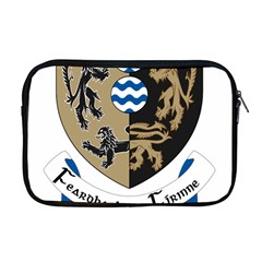 Cavan County Council Crest Apple Macbook Pro 17  Zipper Case by abbeyz71