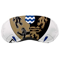 Cavan County Council Crest Sleeping Masks by abbeyz71