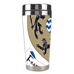 Cavan County Council Crest Stainless Steel Travel Tumblers by abbeyz71