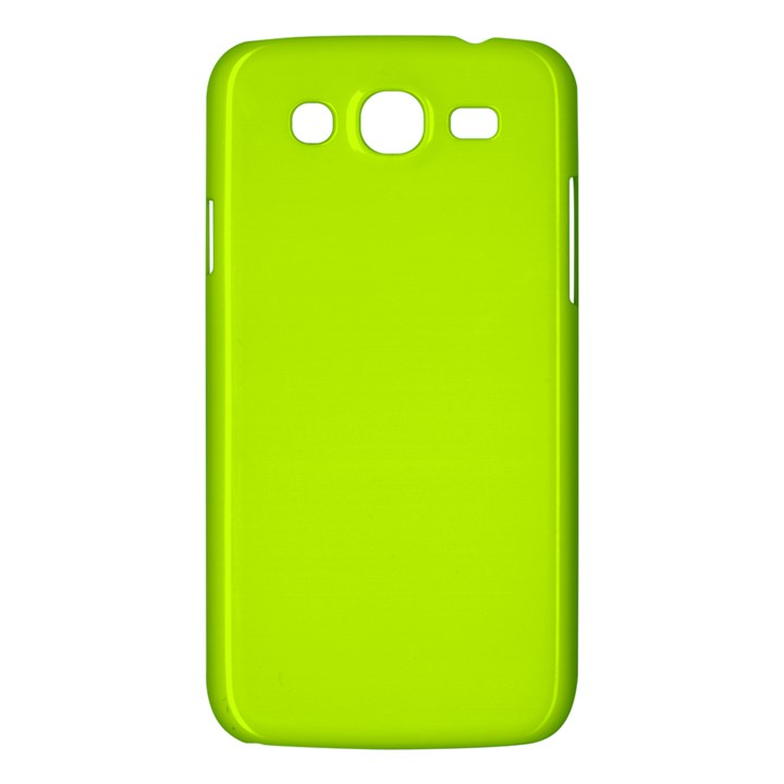 Neon Color - Luminous Vivid Lime Green Samsung Galaxy Mega 5.8 I9152 Hardshell Case
