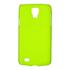 Neon Color   Luminous Vivid Lime Green Galaxy S4 Active by tarastyle