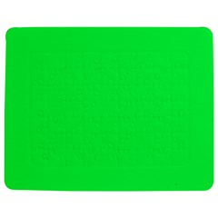 Neon Color   Luminous Vivid Malachite Green Jigsaw Puzzle Photo Stand (rectangular) by tarastyle