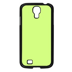 Neon Color   Very Light Spring Bud Samsung Galaxy S4 I9500/ I9505 Case (black) by tarastyle