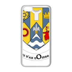 County Clare Coat Of Arms Apple Iphone 5c Seamless Case (white) by abbeyz71