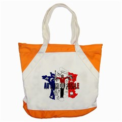 Marine Le Pen Accent Tote Bag by Valentinaart