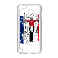 Marine Le Pen Apple Ipod Touch 5 Case (white) by Valentinaart