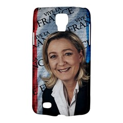 Marine Le Pen Galaxy S4 Active