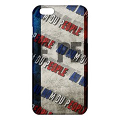 Marine Le Pen Iphone 6 Plus/6s Plus Tpu Case by Valentinaart