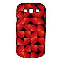 Fake Wood Pattern Samsung Galaxy S Iii Classic Hardshell Case (pc+silicone) by linceazul
