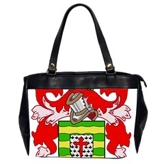 County Donegal Coat Of Arms Office Handbags (2 Sides)  by abbeyz71