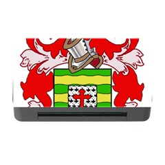 County Donegal Coat Of Arms Memory Card Reader With Cf by abbeyz71