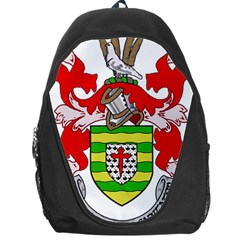 County Donegal Coat Of Arms Backpack Bag by abbeyz71