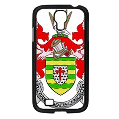 County Donegal Coat Of Arms Samsung Galaxy S4 I9500/ I9505 Case (black) by abbeyz71