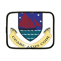 Coat Of Arms Of County Galway  Netbook Case (small)