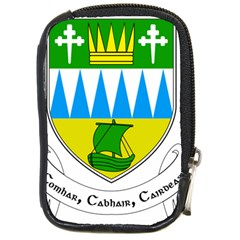 Coat Of Arms Of County Kerry  Compact Camera Cases by abbeyz71