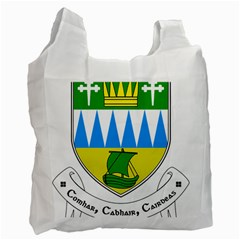 Coat Of Arms Of County Kerry Recycle Bag (two Side)  by abbeyz71