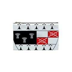 County Kilkenny Coat Of Arms Cosmetic Bag (small)  by abbeyz71