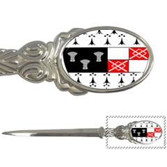 County Kilkenny Coat Of Arms Letter Openers by abbeyz71
