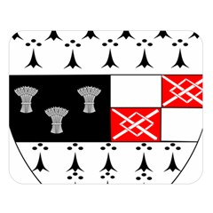 County Kilkenny Coat Of Arms Double Sided Flano Blanket (large)  by abbeyz71