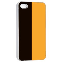 Flag Of County Kilkenny Apple Iphone 4/4s Seamless Case (white) by abbeyz71