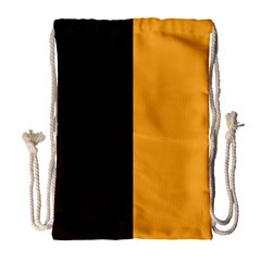Flag Of County Kilkenny Drawstring Bag (large) by abbeyz71