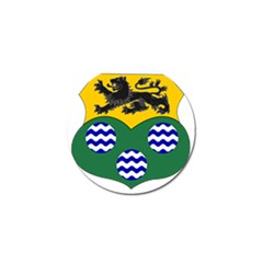 County Leitrim Coat Of Arms Golf Ball Marker (10 Pack) by abbeyz71