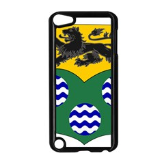 County Leitrim Coat Of Arms Apple Ipod Touch 5 Case (black) by abbeyz71