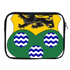 County Leitrim Coat Of Arms Apple Ipad 2/3/4 Zipper Cases by abbeyz71