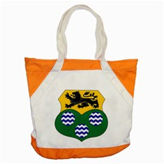 County Leitrim Coat Of Arms  Accent Tote Bag by abbeyz71