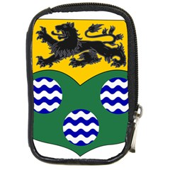 County Leitrim Coat Of Arms  Compact Camera Cases by abbeyz71