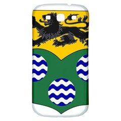 County Leitrim Coat Of Arms  Samsung Galaxy S3 S Iii Classic Hardshell Back Case by abbeyz71