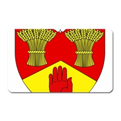 County Londonderry Coat Of Arms Magnet (rectangular) by abbeyz71