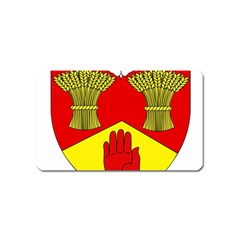 County Londonderry Coat Of Arms Magnet (name Card) by abbeyz71