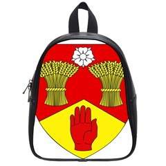 County Londonderry Coat Of Arms School Bags (small)  by abbeyz71