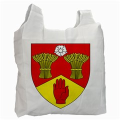 County Londonderry Coat Of Arms  Recycle Bag (two Side)  by abbeyz71