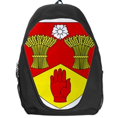 County Londonderry Coat Of Arms  Backpack Bag by abbeyz71
