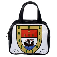 County Mayo Coat Of Arms Classic Handbags (one Side) by abbeyz71