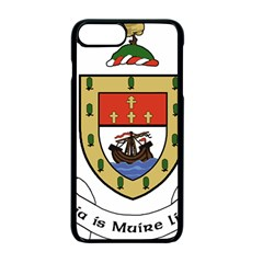 County Mayo Coat Of Arms Apple Iphone 7 Plus Seamless Case (black) by abbeyz71