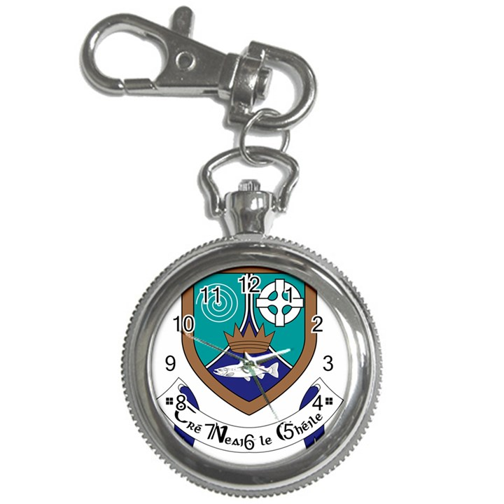 County Meath Coat of Arms Key Chain Watches