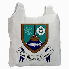 County Meath Coat Of Arms Recycle Bag (one Side) by abbeyz71