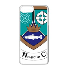 County Meath Coat Of Arms Apple Iphone 7 Plus White Seamless Case