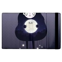Moon Apple Ipad 2 Flip Case by Mjdaluz