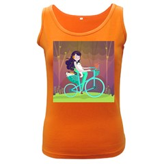 Bikeride Women s Dark Tank Top